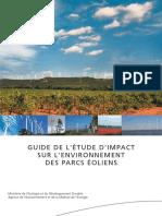 Guide Etude Impact