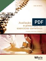 Avaliação Postural e Prescrição de Exercícios Corretivos