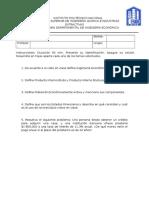 Examen 1er Departamental de Ingeniería Económica