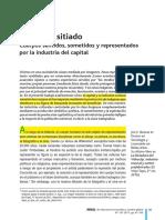 El Cuerpo Sitiado J.E.illescas 2017 Papeles