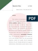 El procesamiento completo de Cristina Kirchner