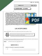 I BIM-El Diccionario - II Parte