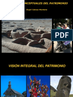 Aspectos Conceptuales Del Patrimonio