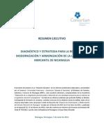 Diágnostico y Estrategia Para La Reforma Legislac Mercantil