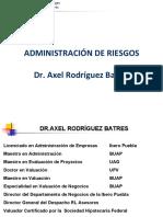 Administración de Riesgos Parte 1 Introducción PDF