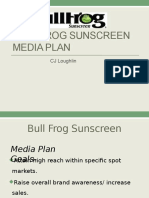 bullfrog media plan