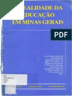 A Realidade da Educação em Minas Gerais