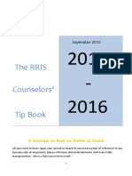 Counselors Tip Book 2015-2016