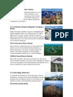 10 Lugares Naturales Con Imagenes y Conceptos y Definiciones de Onestidad Humildad Etc e Imagenes de Patologias