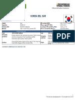 Oee Perfil de Corea Del Sur Versión 16-04-2013