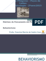 Matrizes - Behaviorismo 1º.pptx