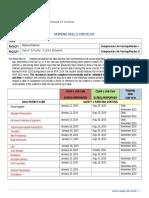 nursing skills checklist 2