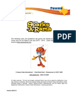 Rules Sparks Games 092013