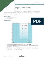 Stenger Test Guide