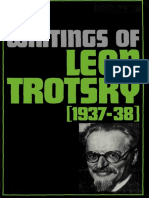 Leon Trotskii Collected Writings 1937 1938