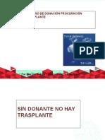 Cultura de Donación
