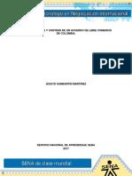 Evidencia 2 Pros y Contras de Un Acuerdo de Libre Comercio de Colombia(1) PDF