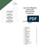 100 Canciones Folclore Huilense