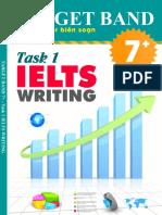 IELTS Writing task 1 target 7+ từ A-Z - IELTS Fighter biên soạn