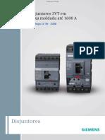 Catálogo linha 3VT - SIEMENS.pdf
