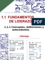 1.1 Fundamentos de Liderazgo (1)