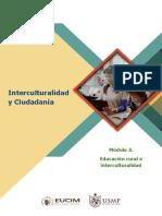 Mod3-Educación Rural Interculturalidad