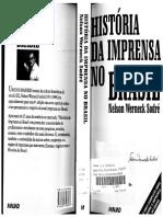 Nelson Werneck Sodre Historia Da Imprensa No Brasil