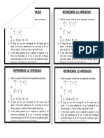Fichas de Ecuaciones