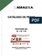 Clique Aqui Para BAIXAR Catálogo de Peças Tratores BX 4130 e BX 4150.PDF