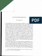 F. Jackson Qualiaepifenoménicos