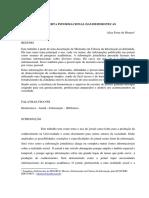 A Oferta Informacional Das Hemerotecas