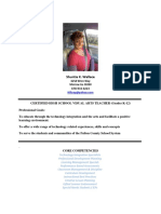 shuntia wallace resume2016 yes west ga