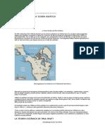Analiza Las Características de Las Teorías Del Poblamiento de América