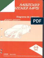 Diagrama Electrico MAZDA 3