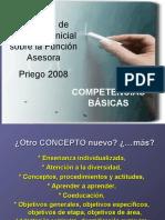 Competencias Basicas - Priego