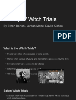 history of witch trials