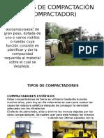 Equipos de Compactación (Compactador)