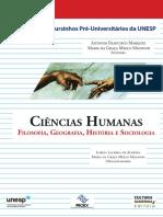 Caderno 3 - Ciências Humanas