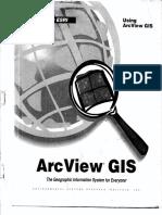 Arc View GIS by ESRI