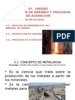 Copia de 3.1 3.2 Metalurgia y Prebeneficio