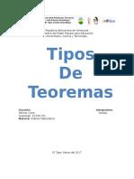 Teoremas