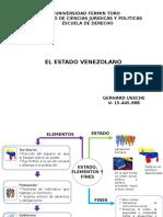 El Estado Venezolano