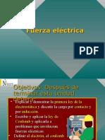 PPT ELECTROSTATICA