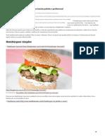 33 Receitas de Hambúrguer Para Um Lanche Perfeito e Profissional