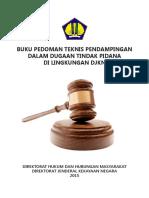 Buku Saku Penanganan Perkara Pidana DJKN 2015