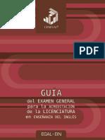 Guia Egal Ein 2016