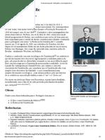 Ferdinand Lassalle – Wikipédia, A Enciclopédia Livre