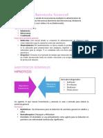 Anestesia General Resumen