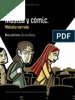 Musica y Comic Melodia Narrada - Miguel Angel Giner