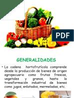 Cadena Hortofrutícola